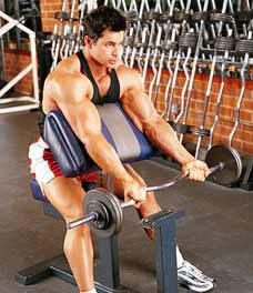 Vježbe za biceps - početnici