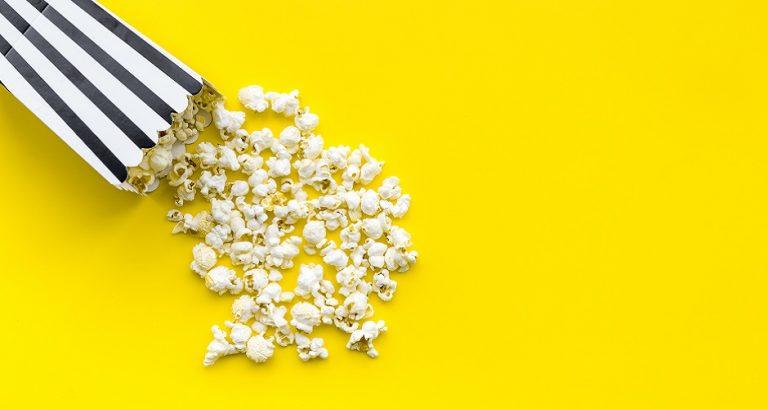 Zdravi snack – kokice pečene na kokosovom ulju