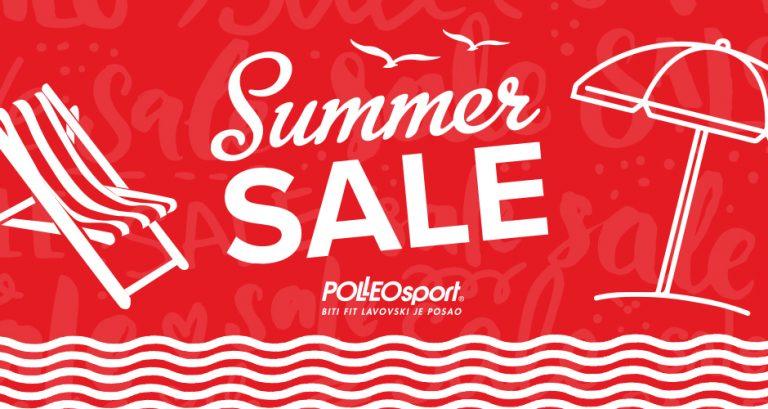 Napravite mjesta u ormaru jer počinje Summer Sale!