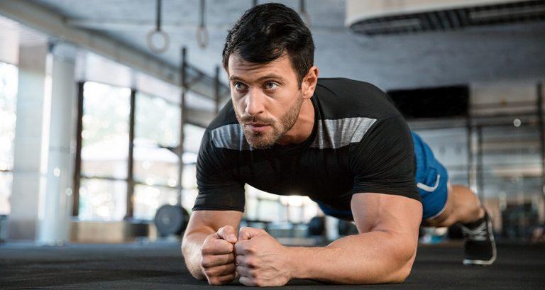 Kako ojačati mišiće bez kretanja?
